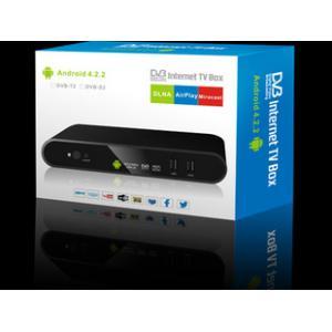 China DVB+OTT HD STB DVB-C Set top box ROS1511 on sale