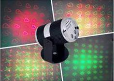 China Mini Holographic Green +Red Laser star on sale