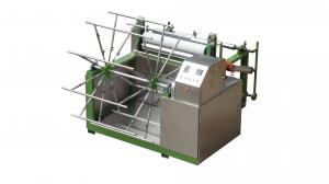 China Automatic Non Woven Tape Volume Slicing Machine With Infrared Ray Counting on sale