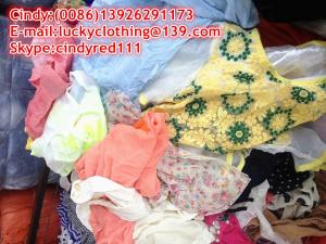 China very good quality summer mix wear used clothing wholesale for africa on sale