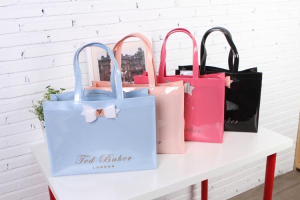 Wholesale Ted Baker handbag original Ted baker bowknot candy color shopping  bag Product Photos ad43c570cbdc0