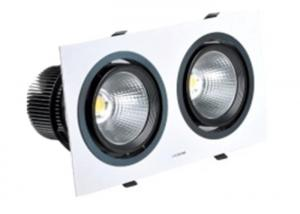 China Low Consumption LED Grille Lights , 20W Indoor Grille Lighting on sale