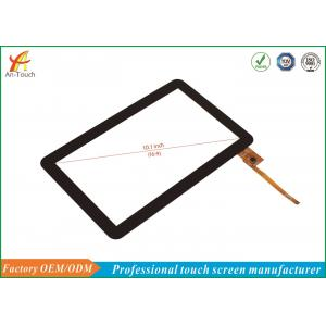 China Android Pos Touch Panel , 5 Point Capacitive Touch Screen 10.1 Inch I2C Interface on sale