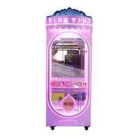 China Plush Toy Candy Claw Machine Prize Claw Machine on sale