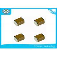 High Voltage Multilayer Ceramic Capacitors 0603 - 2225 For Voltage Multipliers