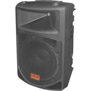 China H-310, professional active speaker portable with LED light /usb/sd/wheels on sale