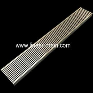 China stainless steel swimming pool drainage grating on sale