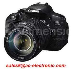China Canon EOS 700D Kit 18_135 Black on sale
