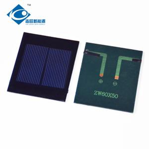 China 1V Epoxy Resin Solar Photovoltaic Panels ZW-6050 Solar Energy Panels Customized Size on sale