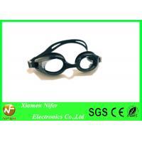 Équipement de plongée de lunettes de natation de silicone de sports pour l