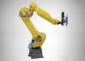 China High precision Six axis robotic arm welding machine PE-W6 for Pottery on sale