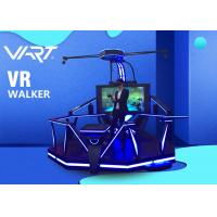 China 1 Player Large Space 9D VR Walker Virtual Reality Equipment For Game Zone on sale