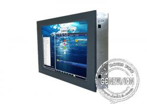 China CE 15 Inch Multi Touch Screen Lcd Display All In One Full Hd Indoor Use on sale
