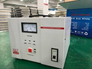 China Super low voltage 2000w SVC voltage stabilizer for house use on sale
