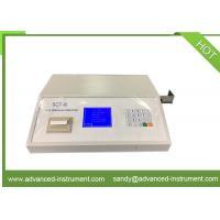 ASTM D4294 XRF Diesel Fuel Oil Surfur Content Analyzer Testing Equipment