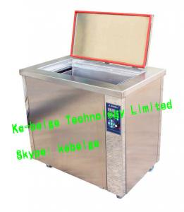 China 126L 2400W Digital Instrument Dental Clinic Ultrasound Ultrasonic Cleaner Cleaning machine on sale