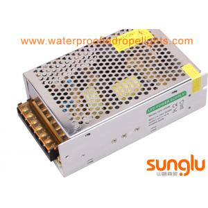China AC100 - 265V LED Lighting Accessories 200W Uninterruptible 24 Volt DC Power Supply on sale