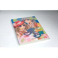 Professional Softcover Book Printing With Heat Transfer Laminated