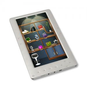 China Rockchip 7inch LCD Screen EBook Reader with Support Micro SD Card BT-E780 on sale