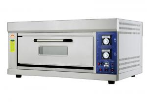 China Mechanical Gas Oven For Baking With Timing Control Adjustable Temperature 20 ~ 400°C on sale