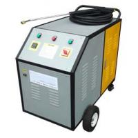 China HCF series hot water high pressure washer, mobile - Three-Phase - Electric heating--all electric type on sale