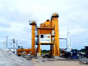 China Accurated weighing system for road construction used asphalt mixing plant on sale