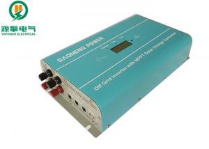 China 12V 500W MPPT Solar Inverter With 12V 40A MPPT Solar Controller OEM ODM on sale