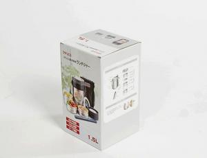 China Auto Lock Bottom Carton Storage Boxes High Strength 5kg Load Bearing on sale