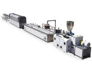 China PVC/WPC Profile Extrusion Line on sale