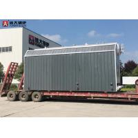 Reliable Wood Pellet Fired Biomass Steam Boiler Low Pressure For Rice Plant