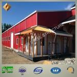 Oficina da construção de aço