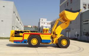 China DC 24V 3 CBM Underground Tunnel LHD Mining Equipment High Efficiency on sale