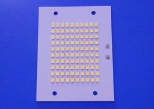 China 1-18 Layers LED Light PCB Board With Electrolytic Nickel Gold Surface on sale
