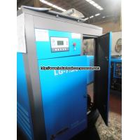 37kw  stationary double screw direct driven air compressor  6.2m³   5.6m³  10 bar