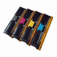 Color Toner Cartridge for Konica Minolta 1710587-004/007/006/005, Use in Konica Minolta 2400W/2430DL