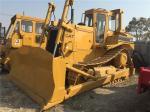 Used Caterpillar Crawler Bulldozer D7H