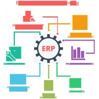 Integrated ERP System Cloud For Small Business Finance & Accounting