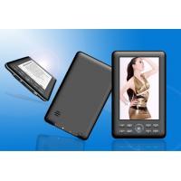 720P album Multifunction Portable Ebook Reader with RM RMVB AVI MPG MPEG MP3 WMA