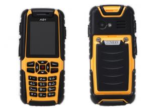 China 2 Quad Band Dustproof Waterproof GSM Phone Dual Sim Cellular Phone on sale