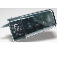 AC DC Battery Charger With electroscope, discharge function for AA rechargeable batteries