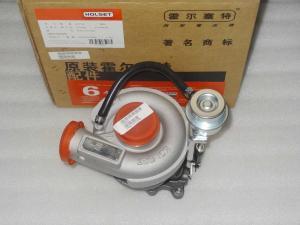 China HX80M HX55 HX35W Cummins Engine Parts , Spare Cummins Holset Turbocharger on sale