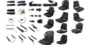 China Forklift Accessories of Seats on sale
