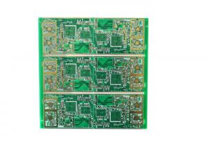 China Green 7*4cm 3d Printer Multilayer Pcb 1.5oz Inner 2oz Outer Iso9001 on sale