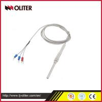 China 1/4-20 Rtd probe pt100 pt1000 temperature sensor on sale