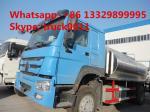 HOWO 4*2 6000l Asphalt Distributor Truck Bitumen Sprayer Truck, SINO TRUK HOWO brand 6m3 asphalt distributing vehicle
