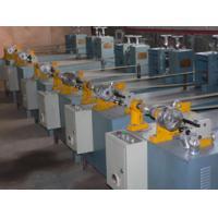 Carton flat wire machine