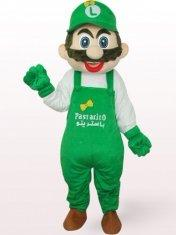 Quality adult attractive Super Marie professional character Mascot Costume of full body for sale