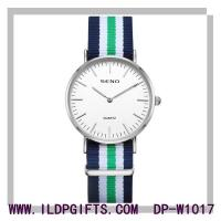 China Hot sale Fashion DW Design 38mm Case  nylon Strap Lady Watch on sale