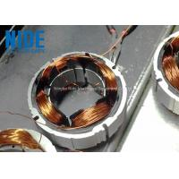 China 350 Kg Servo Precision Stator Coil Winding Machine For Bladeless Fan Motors on sale