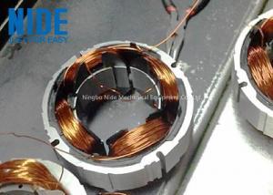 China 350 Kg Servo Precision Stator Coil Winding Machine For Bladeless Fan Motors on sale